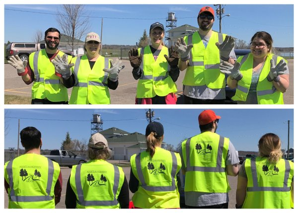SSM Spring Highway Cleanup