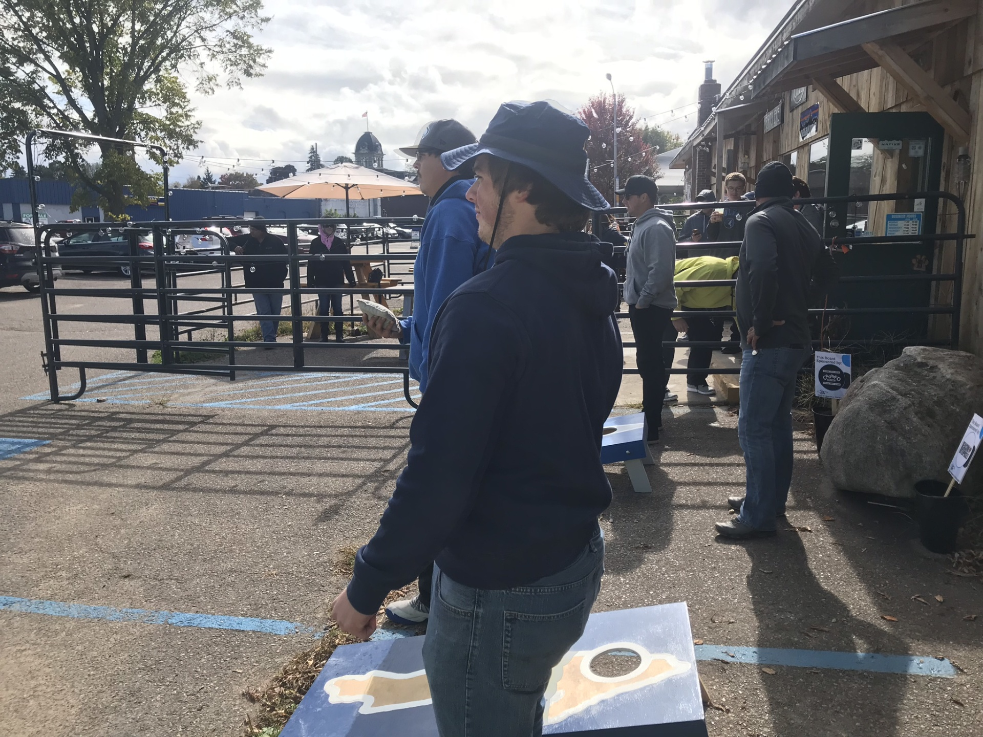 2018 SSM Cornhole Tournament Hospice Fundraiser