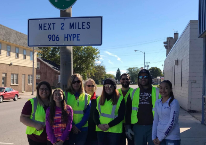 Fall SSM Highway Cleanup